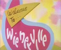 Weinerville welcome sign