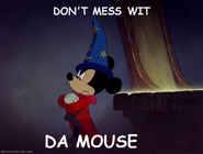 Dont Mess With The Mouse