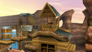 Frontier Canyon Background 1