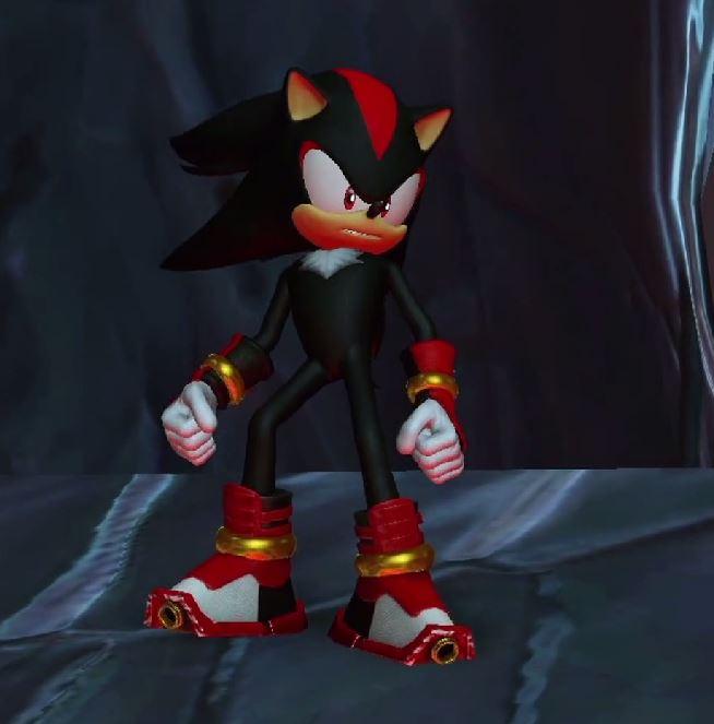 Shadow The Hedgehog Sonic Boom Sonic News Network