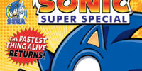 Archie Sonic Super Special Magazine Issue 14