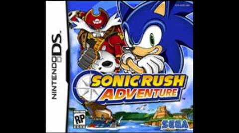 "Sonic Rush Adventure ""Plant Kingdom Act 1"" Music Request"