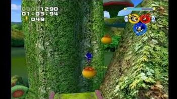 Sonic Heroes Lost Jungle (Team Sonic)