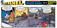 Archie Sonic the Hedgehog Issue 289