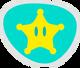 Mario Sonic Rio Rosalina Flag