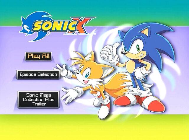 File:Sonic X Volume 10 main menu.jpg