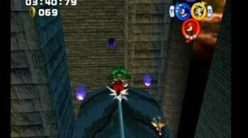 Sonic Heroes - Hang Castle - Super Hard