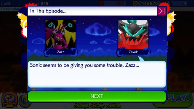 File:Sonic Runners Zazz Raid event Zavok Cutscene (2).png