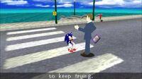 Sonic Adventure DX Prototype
