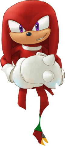 File:Sonic Jump - Knuckles the Echidna.png