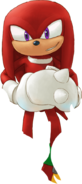 Sonic Jump - Knuckles the Echidna