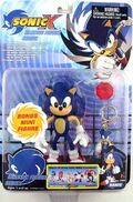 Toy Island SOnic X Sonic with Keychain