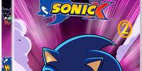 Sonic X Volume 2 (Brazil)