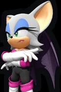 Sonic Rivals 2 - Rouge the Bat