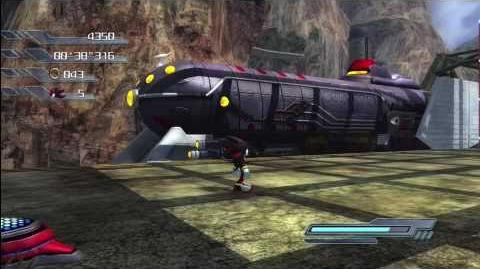 Sonic the Hedgehog 2006 Radical Train (Shadow) 1080 HD