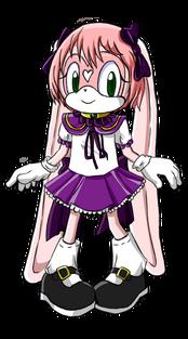 Cheryl the Rabbit