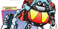Eggbot (Pre-Super Genesis Wave)