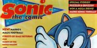 Sonic the Comic Issue 41