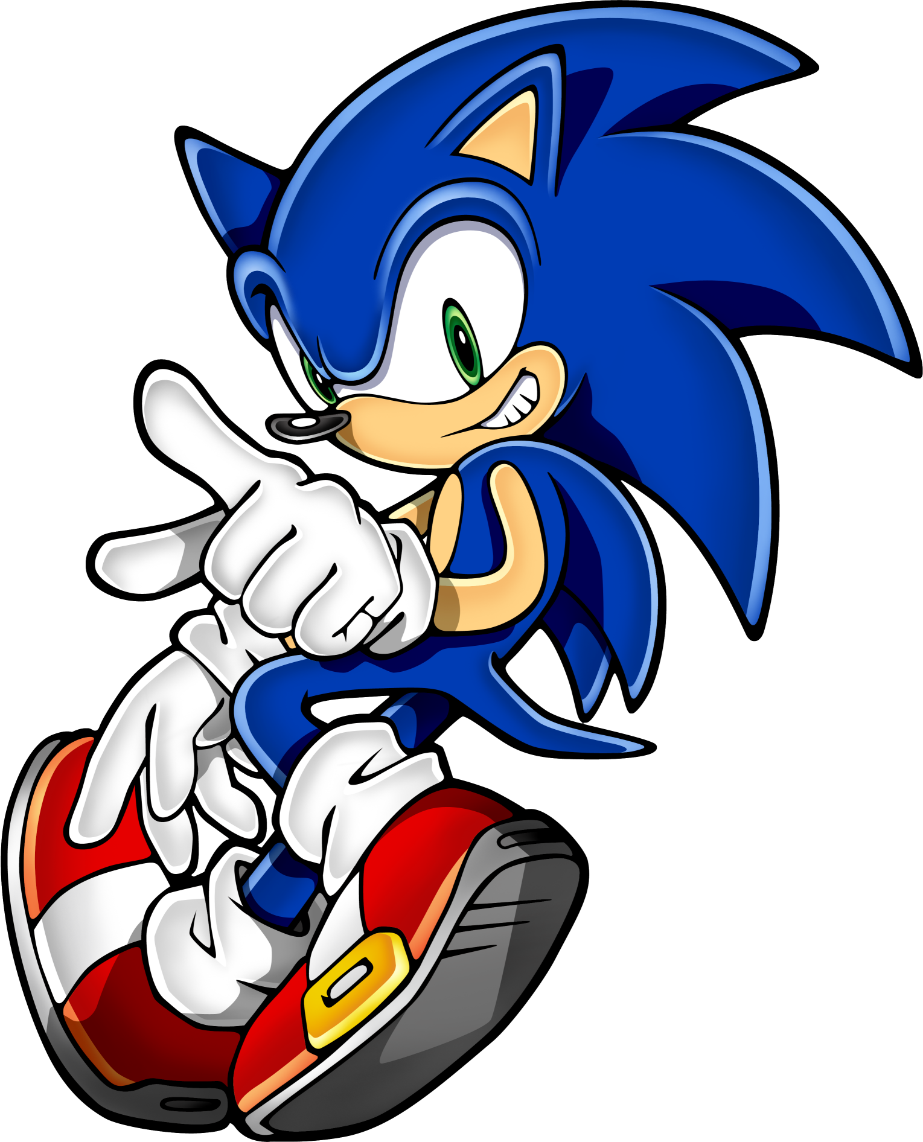 Gambar Kartun Sonic Knuckles: Image - Sonic 126.png