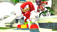 Knuckles in Generations