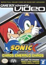 Sonic X Chaos Emerald Chaos