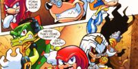 Archie Sonic Universe Issue 11