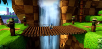Green Hill Zone LEGO Dimensions