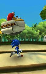 Eggman Sonic Dash 2
