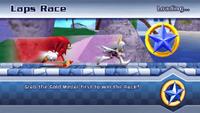 Laps race1