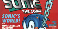 Sonic the Comic Issue 61