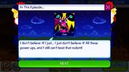 Sonic Runners Zazz Raid event Zavok Cutscene