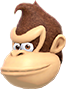 Mario Sonic Rio Donkey Kong Icon