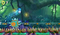 Rail Sonic Boom Fire & Ice
