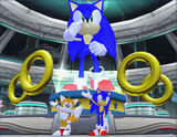 Psu sonic and tails