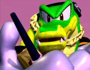 Sonic Heroes - Team Chaotix Cutscene 3