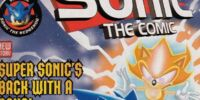 Sonic the Comic Issue 146
