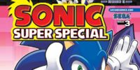 Archie Sonic Super Special Magazine Issue 3