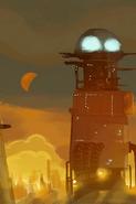 Metropolis Cutscene