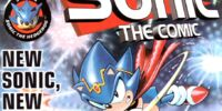 Sonic the Comic Issue 168