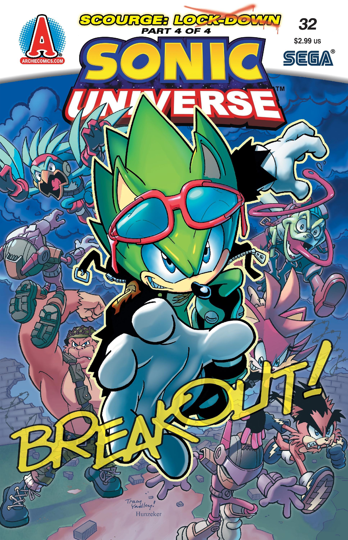 Archie Sonic Universe ...