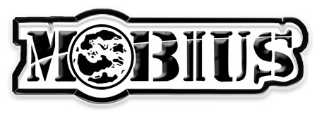 Mobius Comic Logo by Mobius40