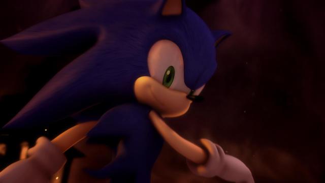 Sonic The Hedgehog (Blue Blur)