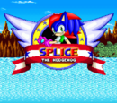 Splice The Hedgehog (RPG Fangame)