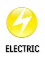 Electric Type Symbol by falke2009