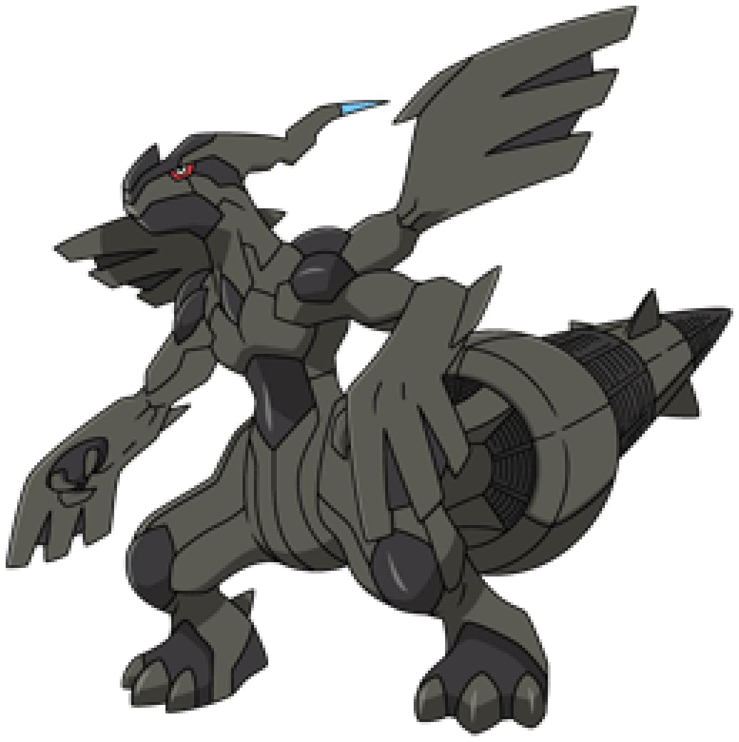 Zekrom | Sonic Pokémon Wiki | Fandom powered by Wikia