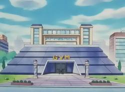 Olivine Gym anime