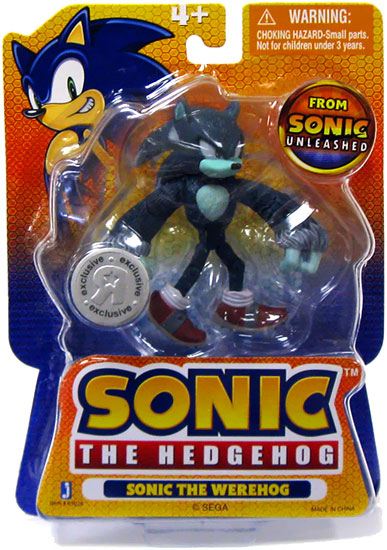 Pics Photos - Sonic The Werehog The Latest Sonic Transformation By ...