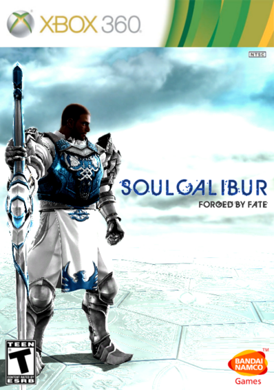FanGame - Soulcalibur - Forged by Fate (Xbox 360)