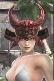 Tiger Lily Kabuto