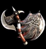 Grudge Ax and Aya Shield